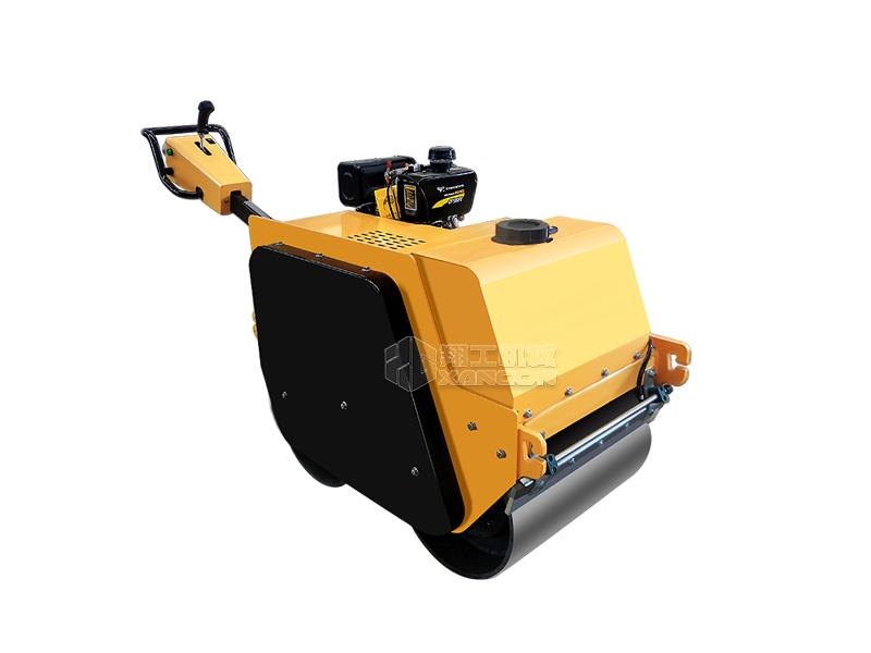 XYLJ-S600C手扶雙輪壓路機