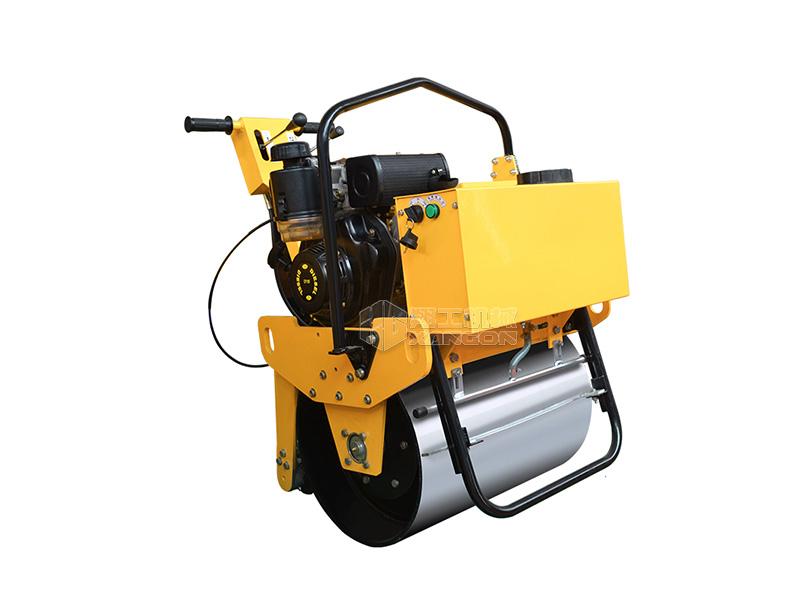 XYL-D600手扶汽油單輪壓路機
