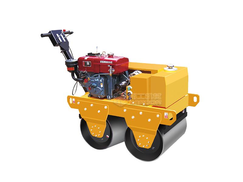 XYL-S600CS單鋼輪手扶壓路機