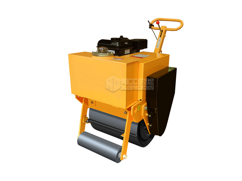 XYL-450手扶單輪小型壓路機