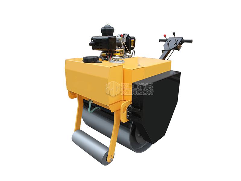 XYL-700手扶汽油單輪壓路機