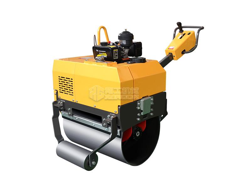 XYL-750全液壓手扶單輪壓路機